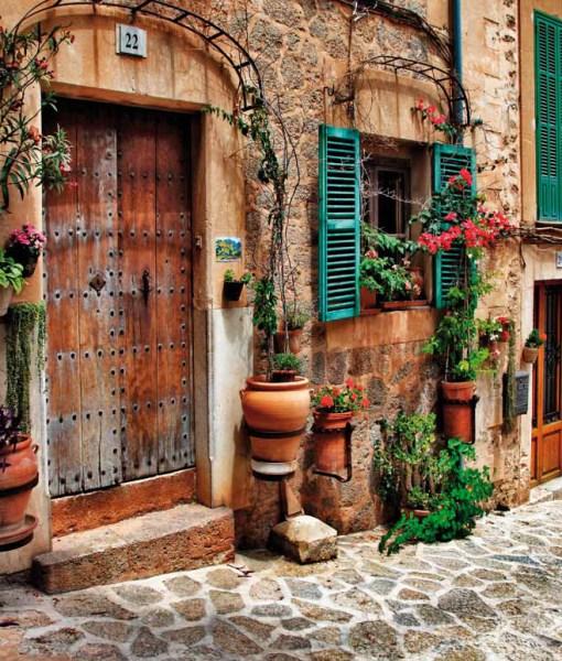 Фотообои Улица старого города (ID 522)