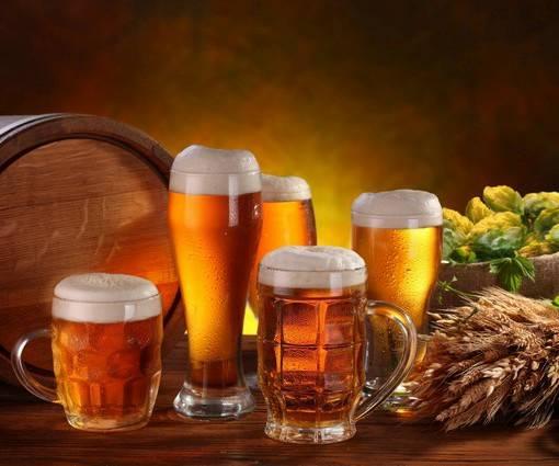 Фотообои Пиво (ID 1011)