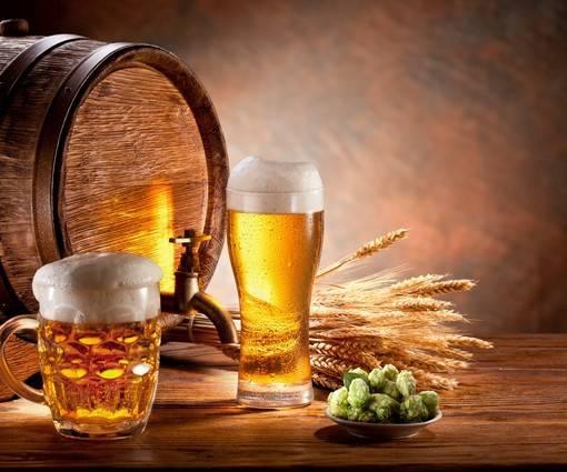 Фотообои Пиво (ID 1012)