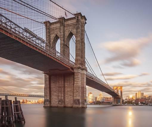 Фотообои Бруклинский мост (ID 1093)