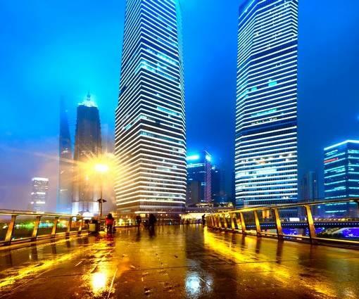 Фотообои Гонконг (ID 1112)