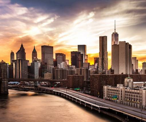 Фотообои Манхэттен (ID 1117)