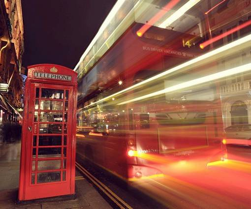 Фотообои Лондон (ID 1122)