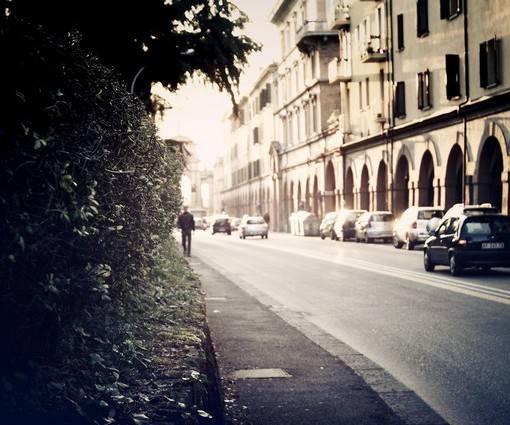 Фотообои Городской пейзаж (ID 1128)