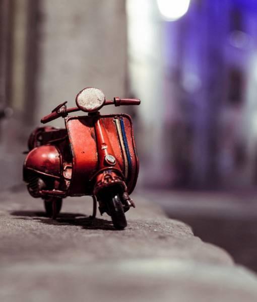 Фотообои Модель мотоцикла (ID 1442)