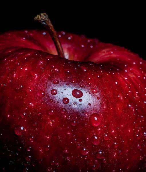Фотообои Красное яблоко (ID 1499)