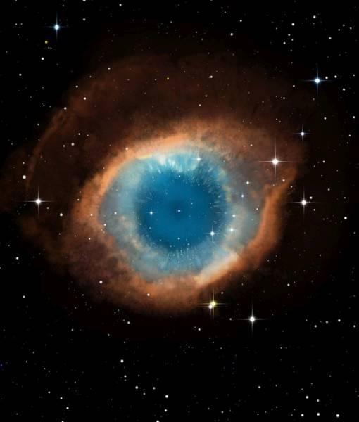 Фотообои Черная дыра (ID 1595)