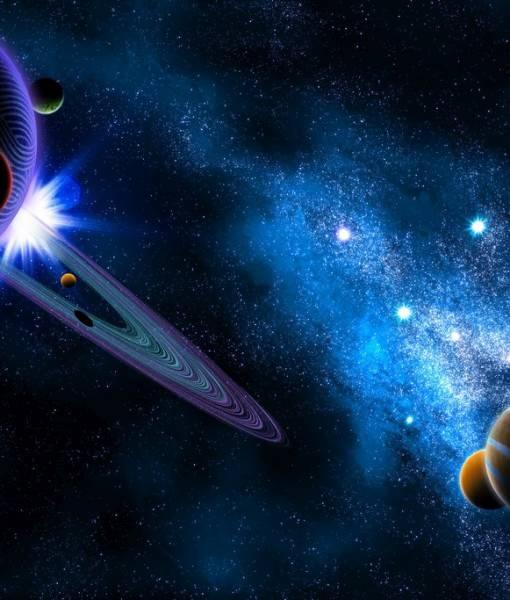 Фотообои Звезды и планеты (ID 1599)