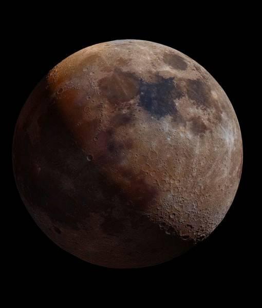Фотообои Марс (ID 1606)