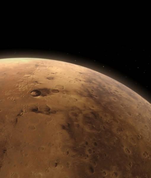 Фотообои Марс (ID 1609)