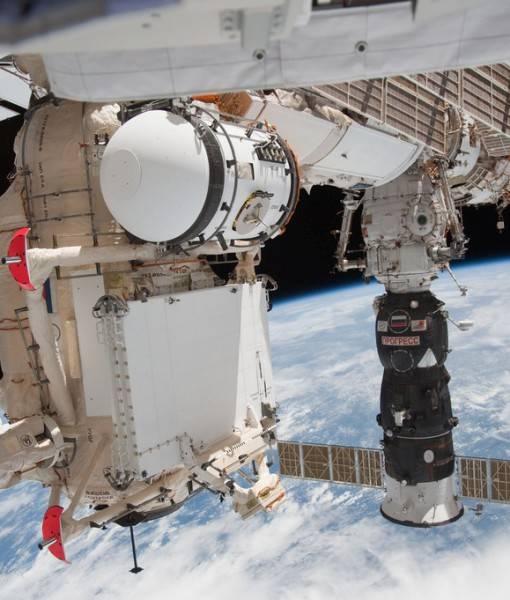Фотообои Космический корабль (ID 1614)
