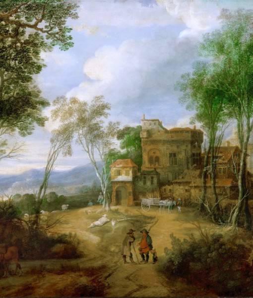 Фотообои Ландшафт (ID 1632)