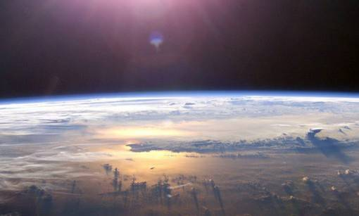 Фотообои Планета Земля (ID 1721)