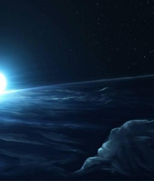 Фотообои Космос (ID 1723)