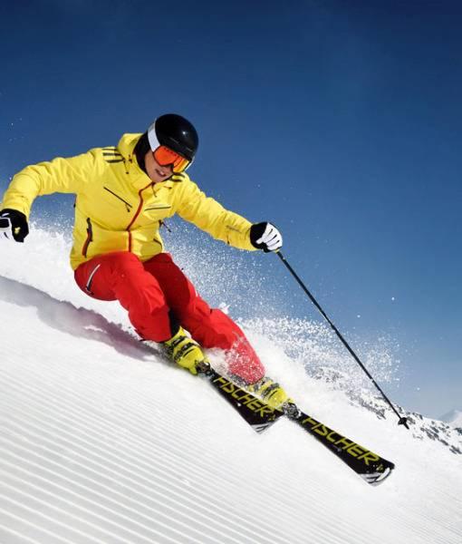 Фотообои Горные лыжи (ID 914)
