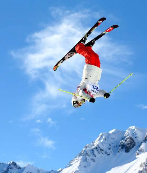 Фотообои Горные лыжи (ID 916)