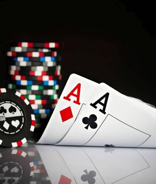 Фотообои Покер (ID 921)