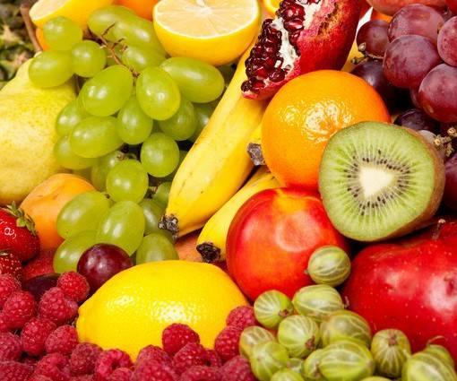 Фотообои Ягоды и фрукты (ID 984)