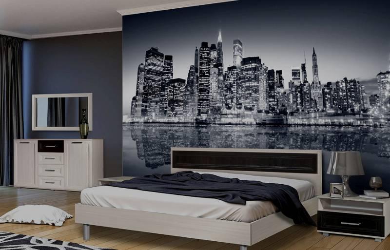 фотообои на стену спальни