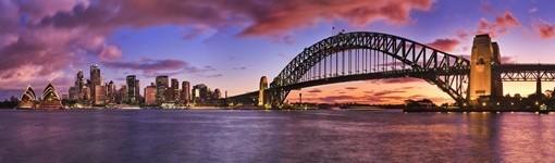 Фотообои Панорама Сиднея (ID 1940)
