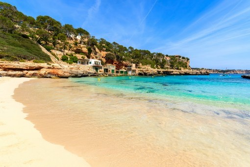 Фотообои Золотой пляж (ID 3100)