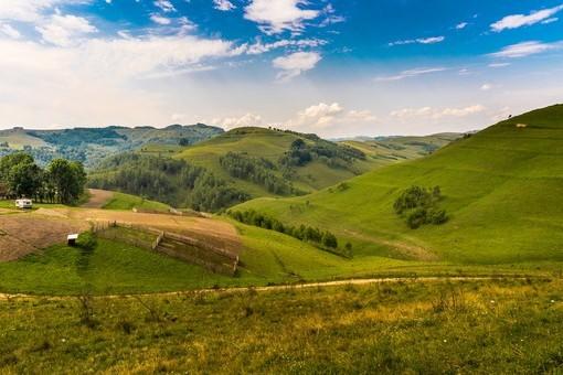 Фотообои Вид на долину (ID 4279)