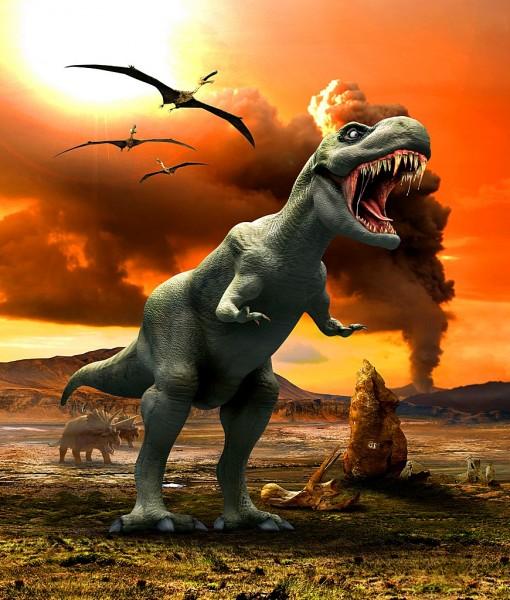 Фотообои Динозавр (ID 5305)