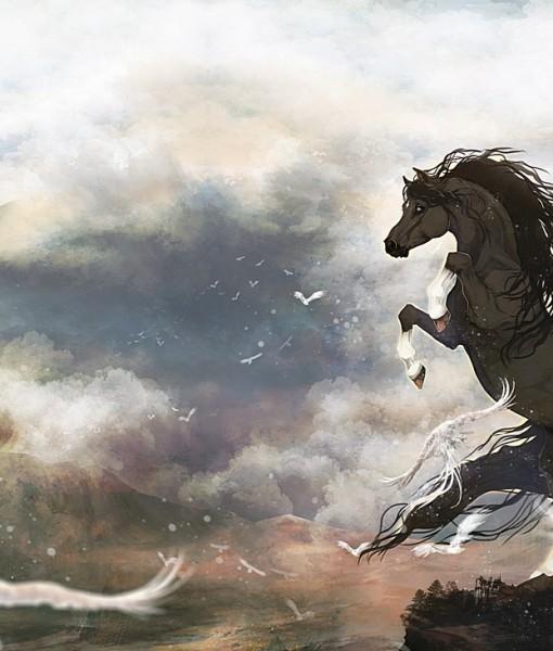Фотообои Лошадь (ID 5312)