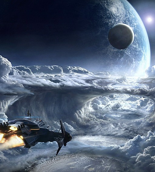 Фотообои Звездный флот (ID 5843)