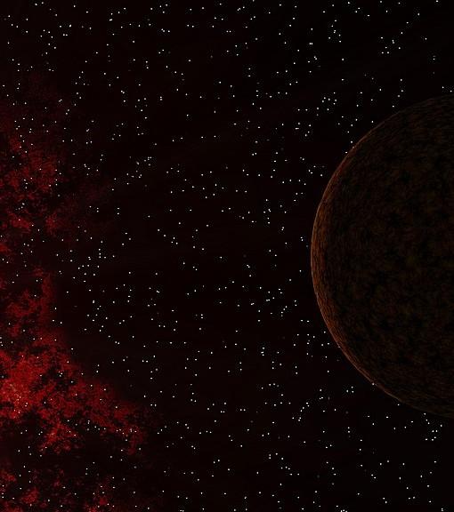 Фотообои Свет далекой звезды (ID 6216)