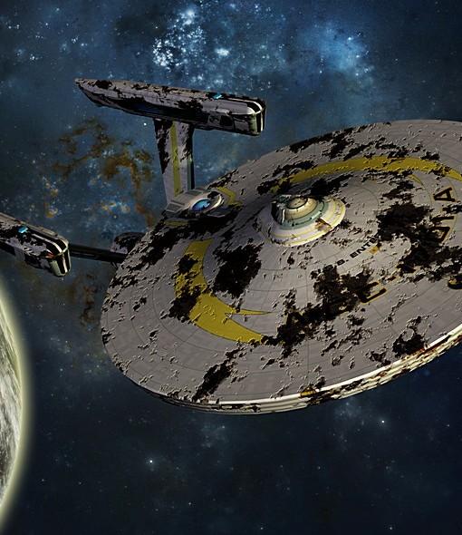 Фотообои Звездный флот (ID 6221)