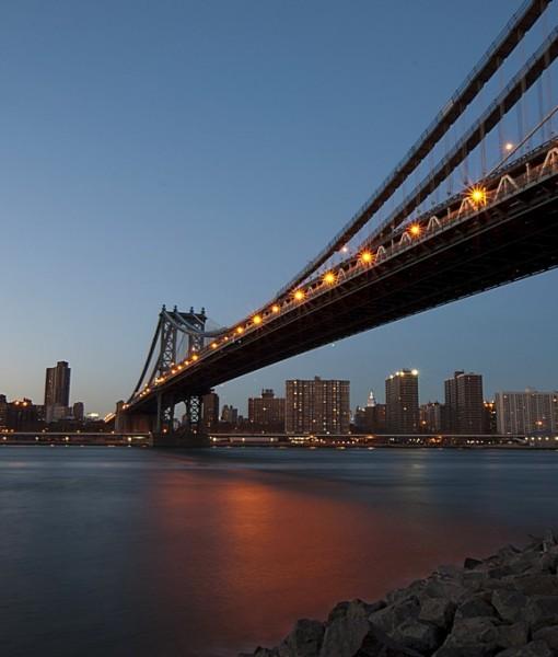 Фотообои Бруклинский мост (ID 7209)