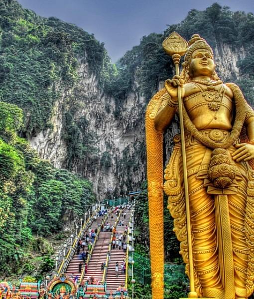 Фотообои Статуя Будды (ID 8215)