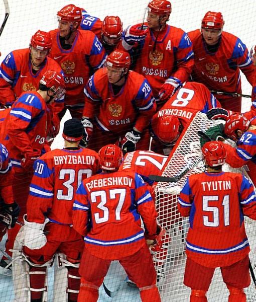 Фотообои Хоккей на льду (ID 13207)