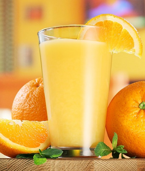 Фотообои Апельсиновый сок (ID 14212)