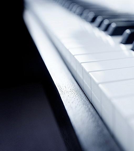 Фотообои Клавиши пианино (ID 14823)