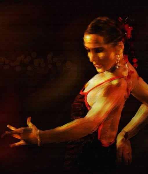 Фотообои Танец (ID 15418)