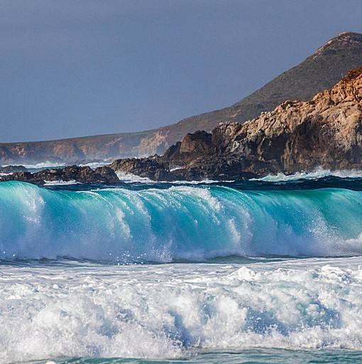 Фотообои Морской прибой (ID 15471)