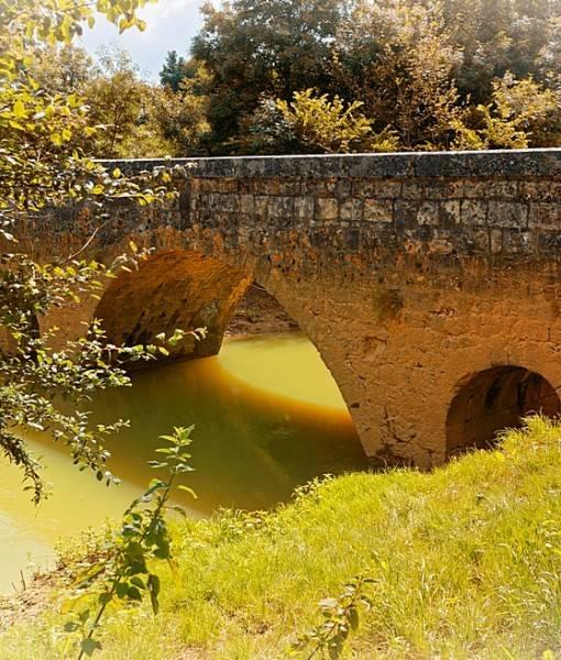 Фотообои Старый мост (ID 15524)