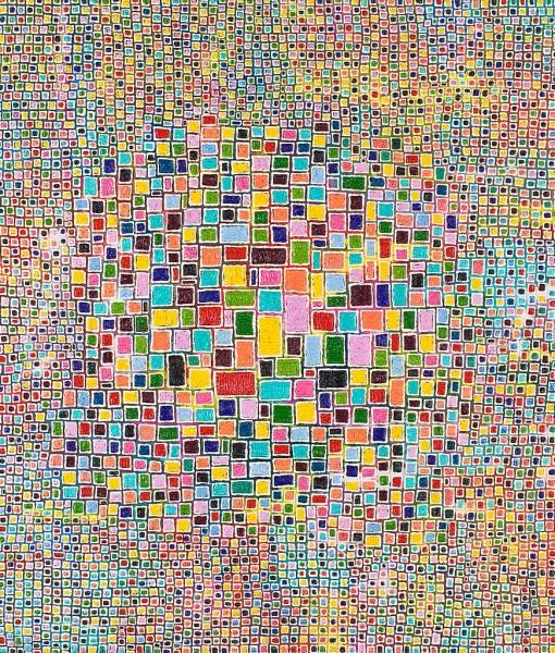 Фотообои Мелкая мозаика (ID 15812)