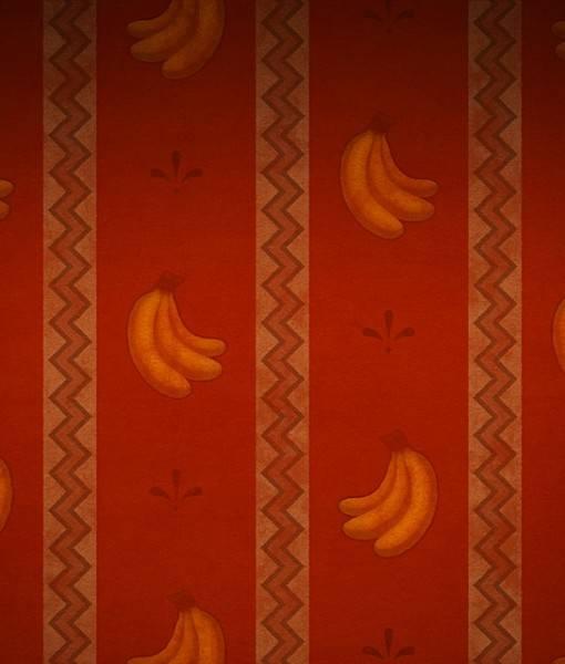 Фотообои Фон с бананами (ID 16032)