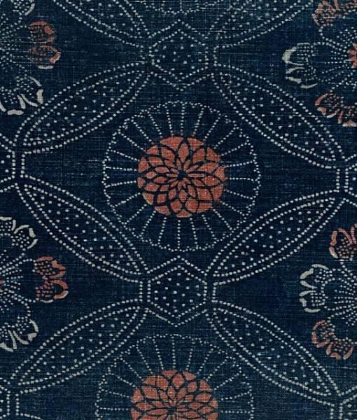 Фотообои Узоры на джинсовой ткани (ID 16106)