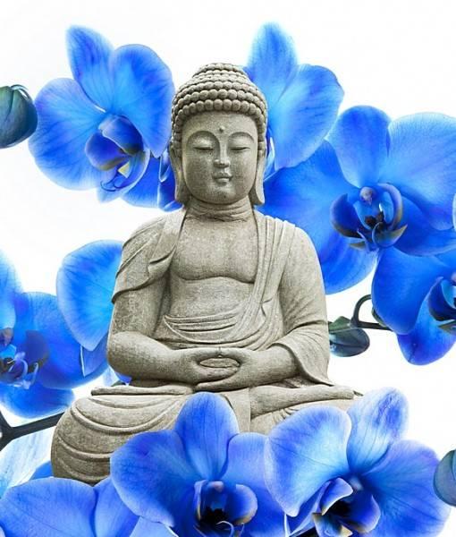 Фотообои Фигурка Будды (ID 16197)
