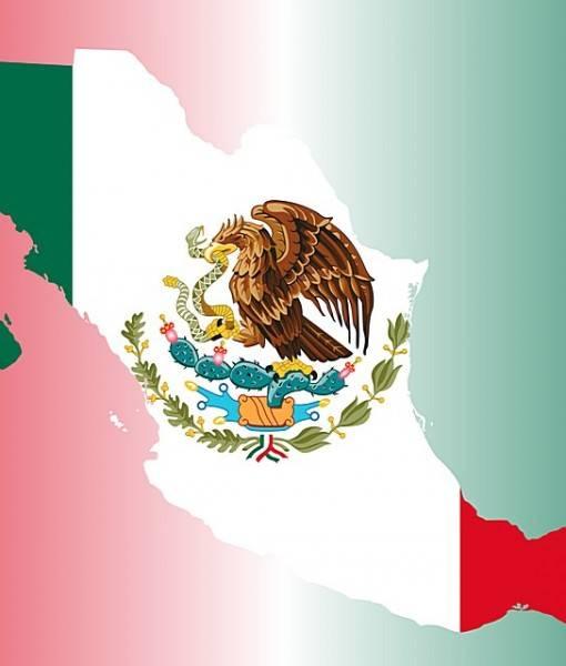 Фотообои Символы Мексики (ID 16198)