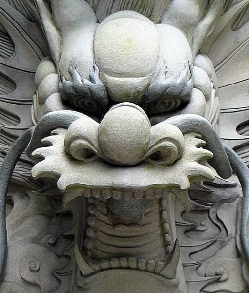 Фотообои Голова дракона (ID 16238)