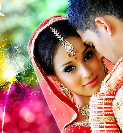 Фотообои Индийская пара (ID 16387)
