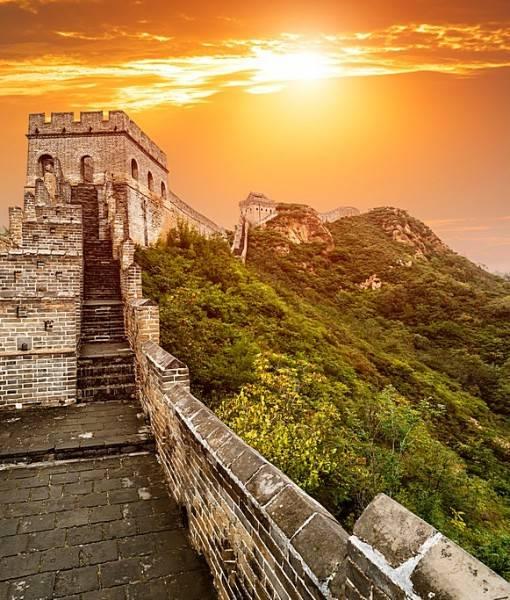 Фотообои Великая китайская стена (ID 16402)