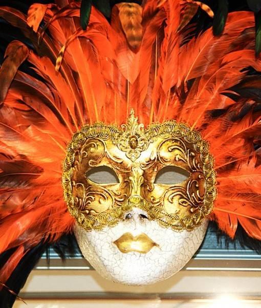 Фотообои Карнавальная маска (ID 16424)
