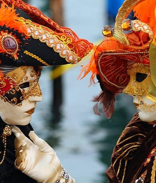 Фотообои Карнавал в Венеции (ID 16425)