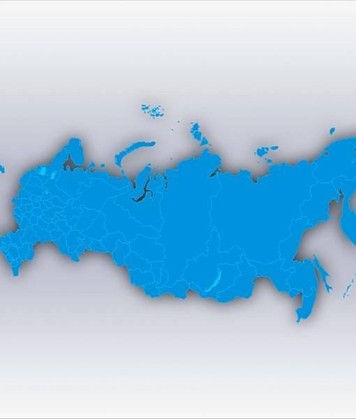 Фотообои Россия графика (ID 16642)